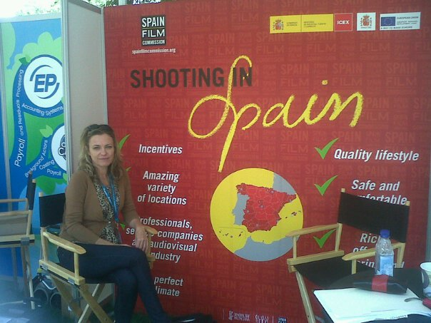 En stand Location Trade Show